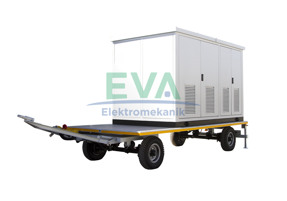 Mobil Trafo Merkezi 36 kV