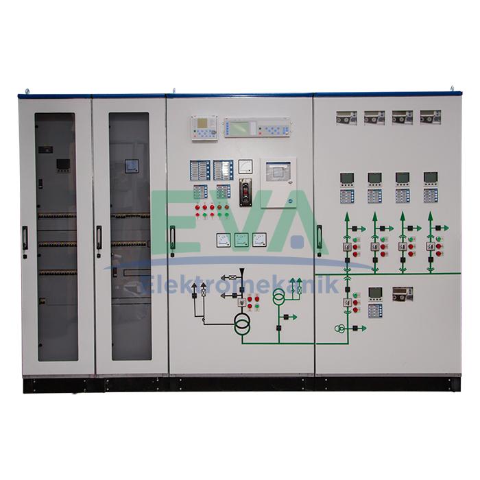 Mobil Trafo Merkezi 154 kV